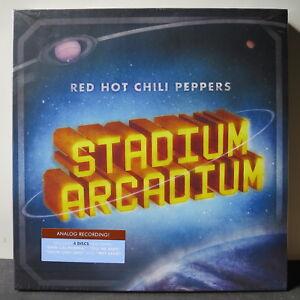 RED-HOT-CHILI-PEPPERS-039-Stadium-Arcadium-039-Vinyl-4LP-Box-NEW-SEALED