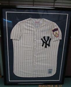 Image is loading Mickey-Mantle-Signed-Authentic-1951-New-York-Yankees- eb646741ec0