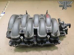 11-14-FORD-MUSTANG-GT-5-0-V8-ENGINE-UPPER-amp-LOWER-INTAKE-MANIFOLD-PLENUM-OEM