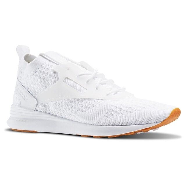 sale retailer 73403 41939 Reebok Zoku Runner UltraKnit Gum (White Men s BD5480 Steel-Gum) shoes  hroqjz231-Men s Trainers