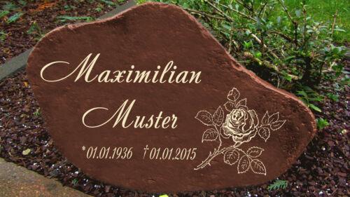 Grabstein Grabtafel Gedenktafel Gedenkstein Grabplatte Gedenkplatte Motiv BR G