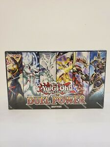 Yu-Gi-Oh-Duel-Power-Box-Brand-New-amp-Factory-Sealed-Never-Been-Opened