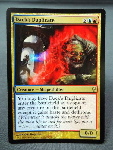 MTG Magic the Gathering Card X1: Dack's Duplicate - Conspiracy EX/NM