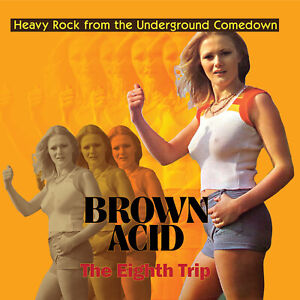 Brown-Acid-The-Eighth-Trip-VARIOUS-ARTISTS-Limited-RSD-2019-New-Sealed-Vinyl-LP
