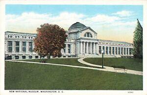 Postcard-National-Museum-Washington-DC