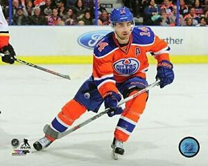 "Jordan Eberle Edmonton Oilers NHL Action Photo (8"" x 10"")"