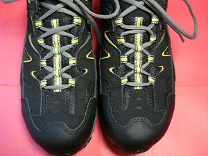 NIB-Men-039-s-Work-Shoes-RED-WING-SNEAKERS-Sz-10-M-Black-amp-Yellow-ALUMINUM-TOE-EH