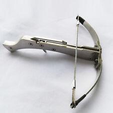 Metall Edelstahl Armbrust Zahnstocher Bogen Pfeil Kinder Schiessen Spielzeug