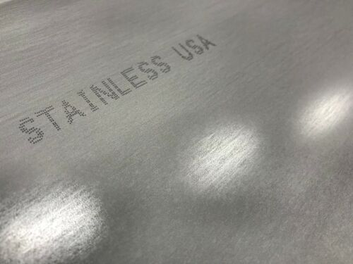 """3//16/"""" Stainless Steel Plate 3//16/""""X 3/""""X 4/"""" 304 SS"""