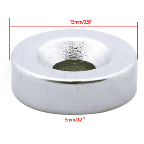 Super Strong Round Block Disc Magnets Rare Earth Neodymium Magnet N35 21Size