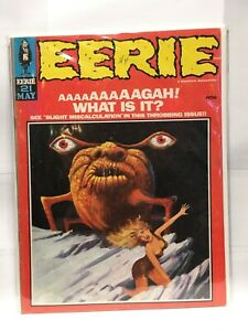 Unheimlichen-21-FN-May-1969-Warren-Horror-Magazin