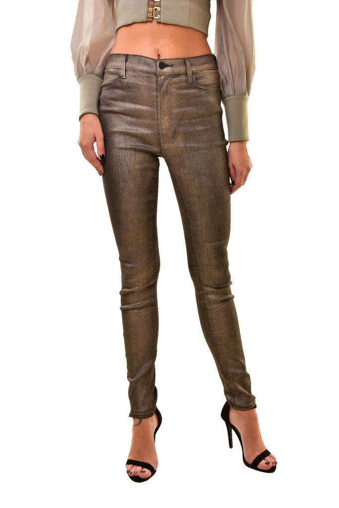 J BRAND Women's 620E419E Selfridges Jeans Dust Bronz Size 24 RRP  BCF810
