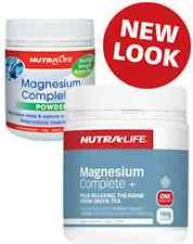 Nutralife Magnesium Complete + Powder 180 gm -DominionRoadPharmacy
