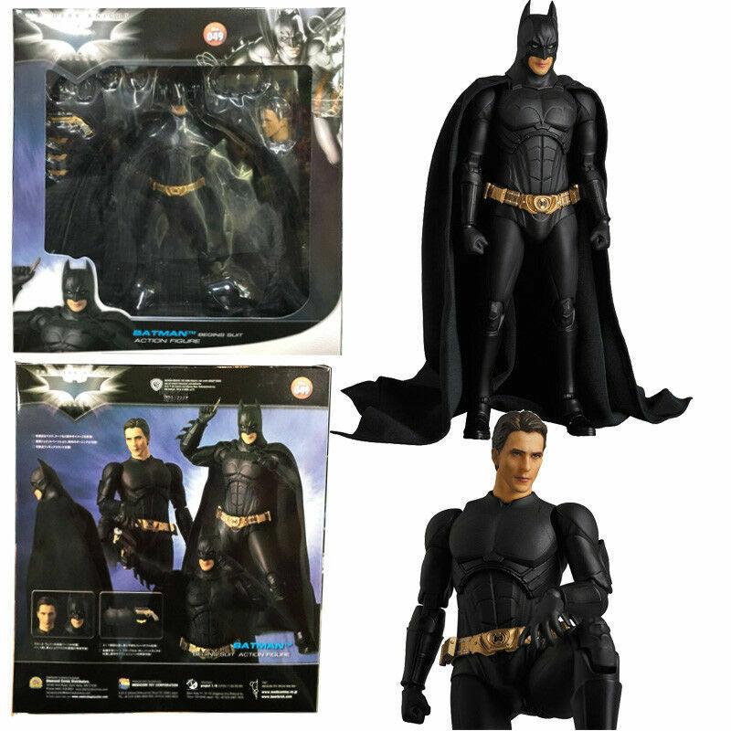 Mafex 049 DC Comics The Dark Knight Batman PVC Action Figure Box Packed