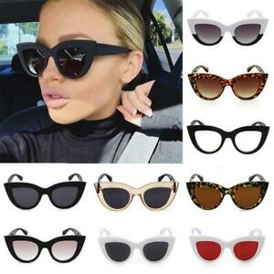 Classique-Cat-eye-lunettes-soleil-petit-Retro-Vintage-femmes-mode-UV400-Sunglass