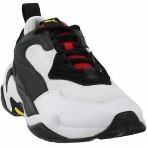 Puma-Thunder-Spectra-Sneakers-Casual-Black-Mens