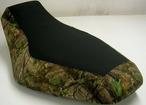 2006-2013 Kawasaki Brute Force 650 ATV New Gripper Black Seat Cover