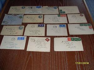 Franked Envelopes