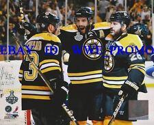 Brad Marchand Boston Bruins 2011 Stanley Cup Champions NHL 8X10 Hockey Photo