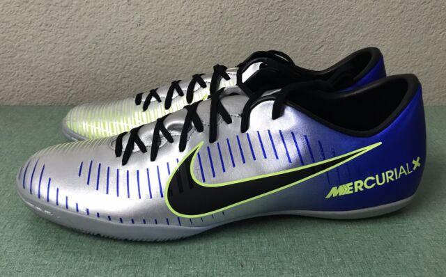 Victory Shoes Njr Neymar Ic 13 Nike Indoor Soccer Jr New Vi Mens Mercurial Sz Tl1KJFc