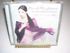 Time to Say Goodbye by Sarah Brightman (CD, Jan-1997, EMI Angel (USA))