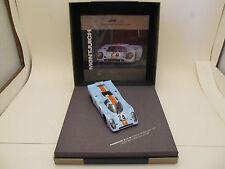 "FLY 99072 Gulf Porsche 917K w/Book 1000 km Barcelona 71""MONTJUICH"" 1/32 Slot Car"