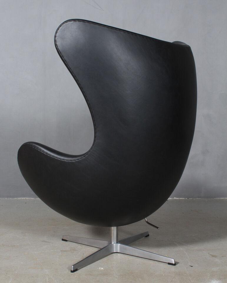 Arne Jacobsen. Lænestol 'Ægget', model 3316.