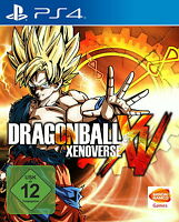 Dragon Ball: Xenoverse (Sony PlayStation 4, 2015)