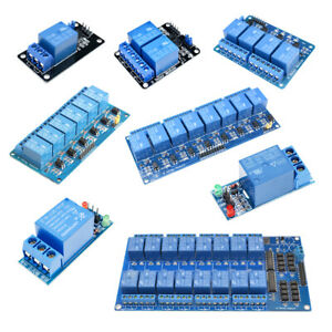 5V-1-2-4-6-8-16-Channel-Relay-Board-Module-Optocoupler-LED-for-Arduino-ARM-AVR