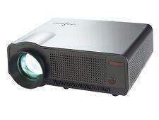 Heimkino LED-LCD-Beamer mit HD Auflösung, HDMI 2800 ANSI-Lumen, 2000:1 Projektor