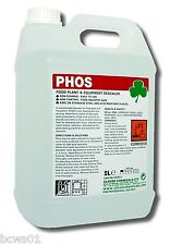 Kettle Descaler  Professional  Strength Phosphoric Acid Formula 2 x 5ltr