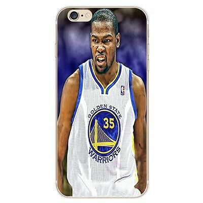 best service 388e8 5c53c KEVIN DURANT Warriors Jersey iPhone 5 5S 5SE 6 6S 6+ Plus Case Hard Plastic  | eBay