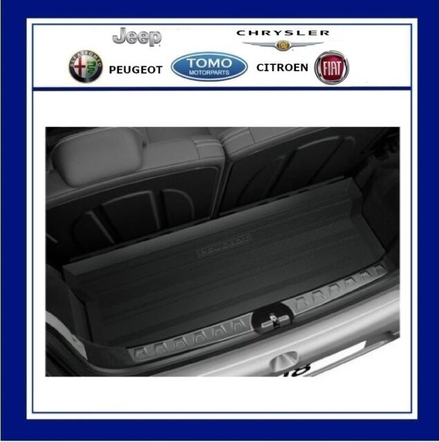 NEW GENUINE PEUGEOT 2008 SUV BOOT PROTECTION TRAY REVERSIBLE THERMO BOOT TRAY