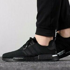 Adidas Nmd R1 Triple Black Japan 2019 Bd7754 Ebay