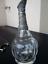 miniature 6 - Ancienne aiguiere cristal et metal argenté finement sculpté