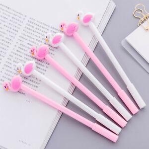 Cute-0-5-Mm-Flamingo-Gel-Pen-Neutral-Pen-School-Office-Supplies-Stationery
