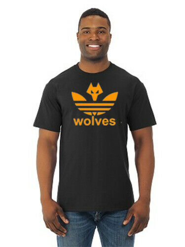 Wolves fc Wolverhampton Wanderers wwfc shirt top adult child Christmas gift