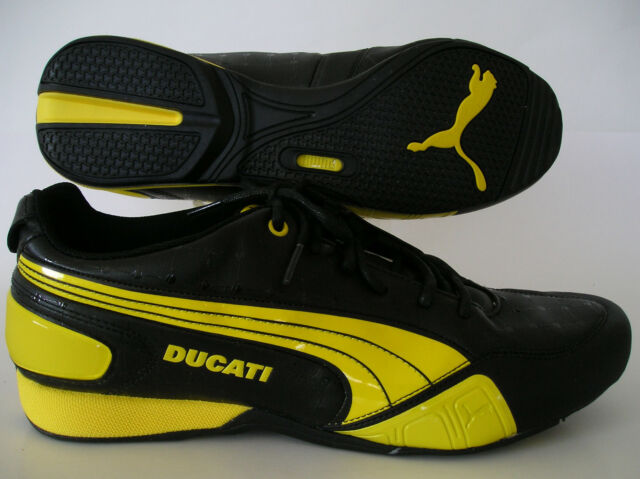 47a099eeeb9 RARE PUMA Motorazzo Ducati Cat Future Speed Motorsport Shoes Mens ...