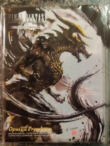 Full Art Bahamut Opus 8 Pre Release Promo Card FOIL Final Fantasy TCG