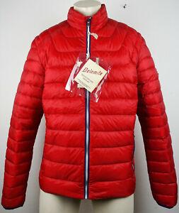 neu authentisch neue Version einzigartiger Stil Details zu DOLOMITE Tofana MJ Red Leichte Daunenjacke Herren Down Jacket  Gr.XXL NEU ETIKETT