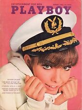 Playboy August 1966 Jane Fonda NUDE !! H. L. Hunt interview Bunnies of Dixie