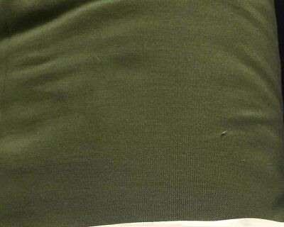 10 Metres Quality Cotton Twill Curtain Craft /& Suit Dress Fabric Bottle  Green