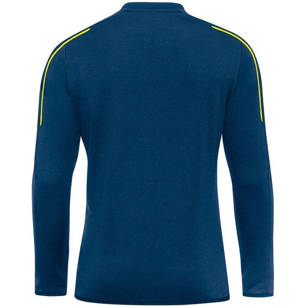 Jako Fußball Fußball Fußball Sweat Classico Kinder Sweatshirt Pullover dunkelblau gelb 7ff2c7