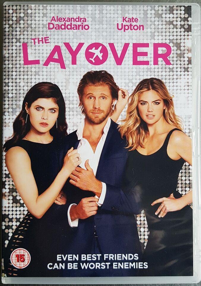 The Layover, DVD, komedie