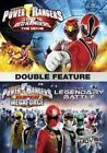 Power Rangers Clash of The Red Ranger - DVD Region 1
