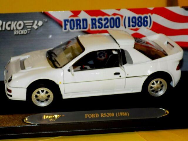 Ford RS200 1986 White RICKO 32137 1:18
