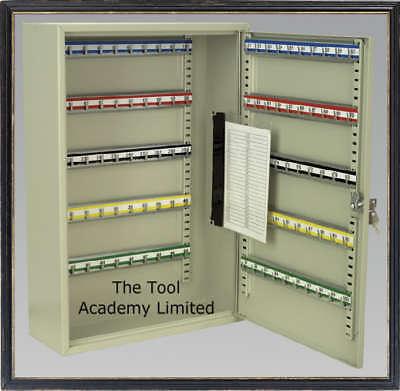 a estrenar en caja Colgador de almacenamiento de información clave del gabinete Alacena 100 llaves profundo oferta