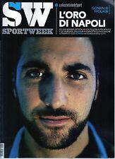 Sport Week.Gonzalo Higuain,Emilio Previtali & Simone Moro,iii