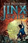 Jinx's Fire by Sage Blackwood (Hardback, 2015)