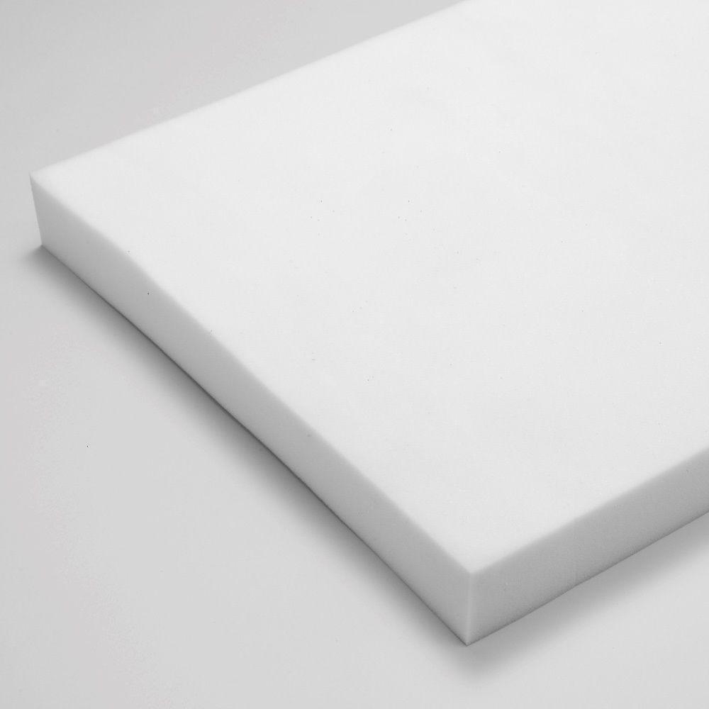 50   densità Premium bianca memory foam   Tappezzeria Cuscini Cuscino   2  mm di spessore